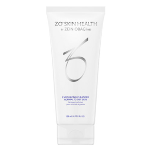 ZO Skin Health - exfoliating cleanser normal to oil skin | The Listening Doctor